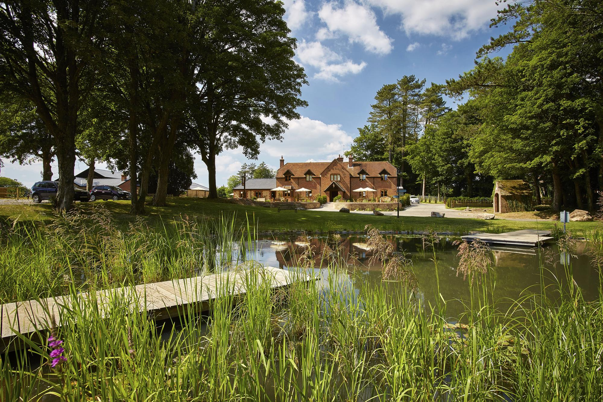 Hotels in Andover holidays at Cool Places