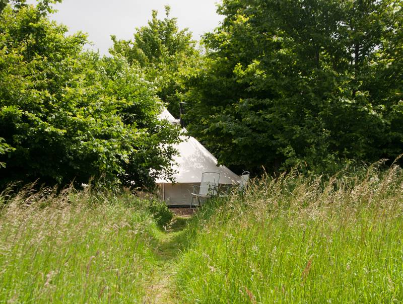 Shepton Mallet Camping | Campsites in Shepton Mallet, Somerset