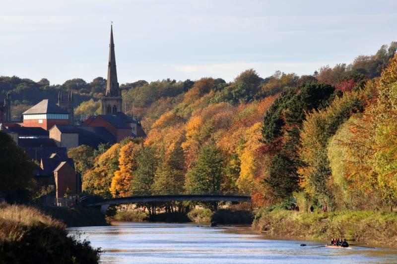 Campervan Hire in County Durham | Motorhome Rental in Durham