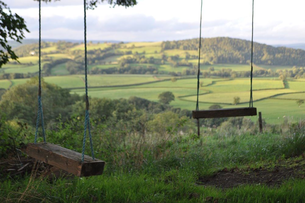 Glamping in Carmarthenshire holidays at Cool Places
