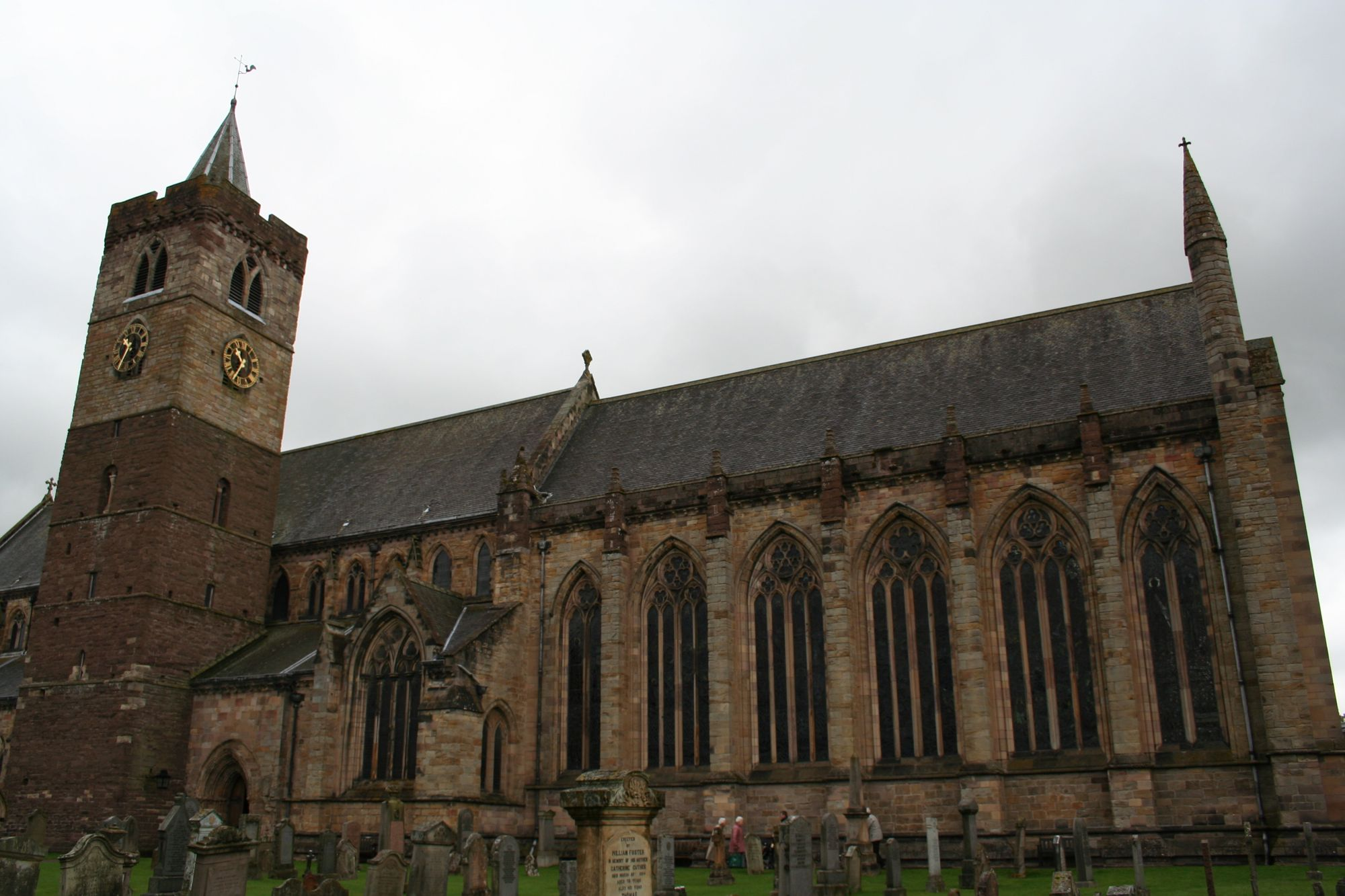 Dunblane Cathedral 2