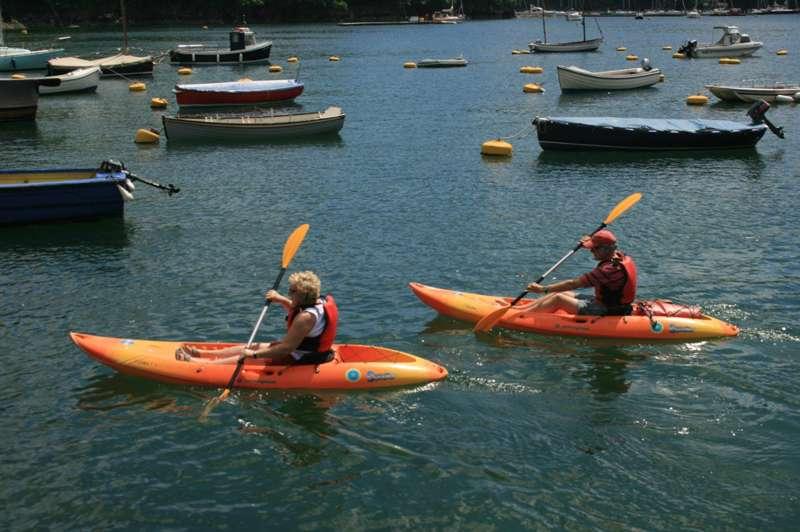 Fowey Kayak Hire