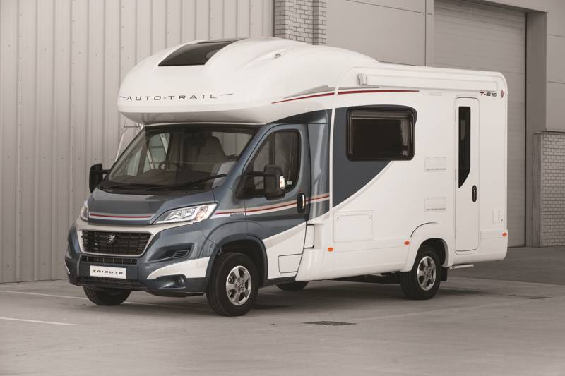 Auto-trail Tribute T615
