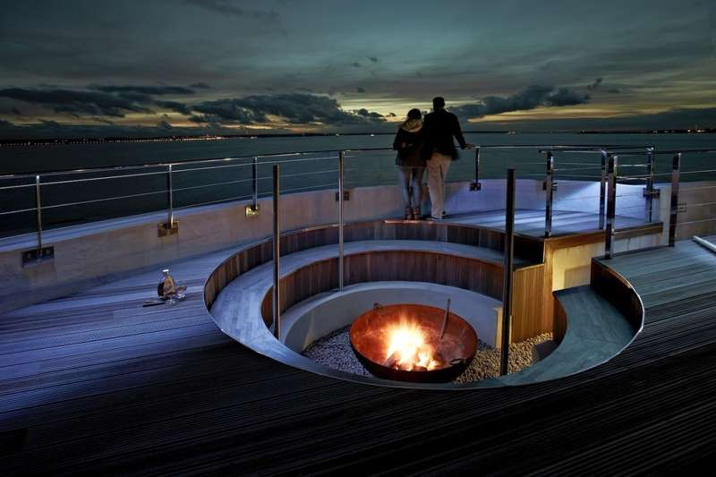 Luxury cottages, lodges & apartments - best UK high-end holiday lets