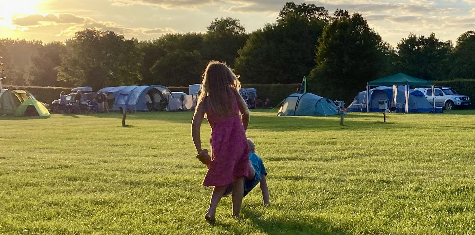 Campsites in Hurley – Cool Camping