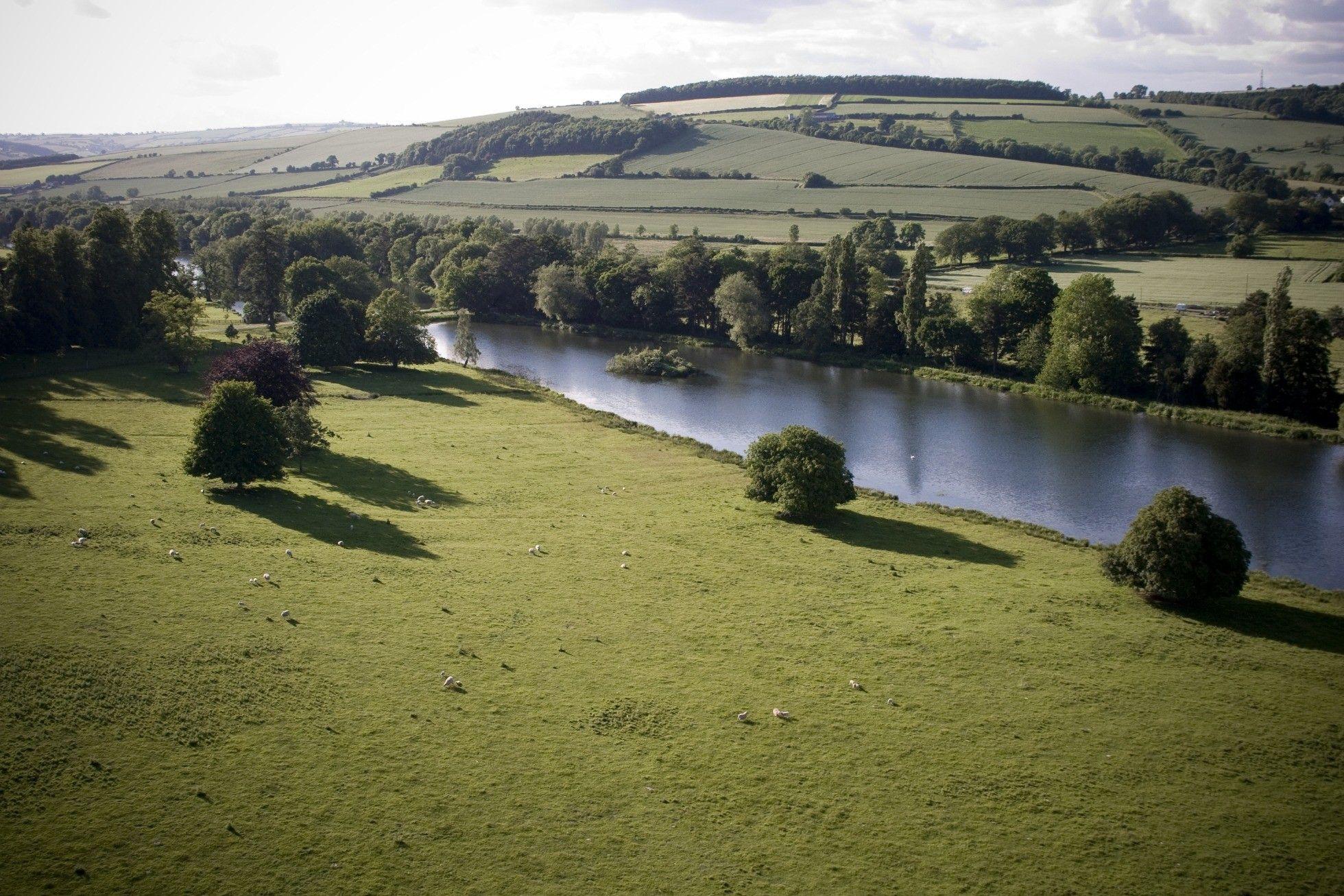 Campsites in Shropshire
