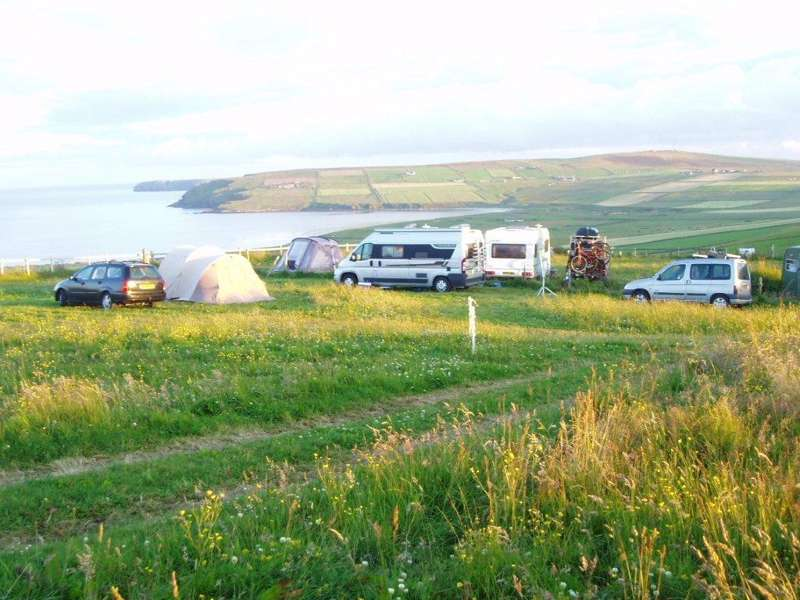 Campervan Pitch