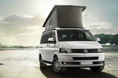 Modern VW Camper