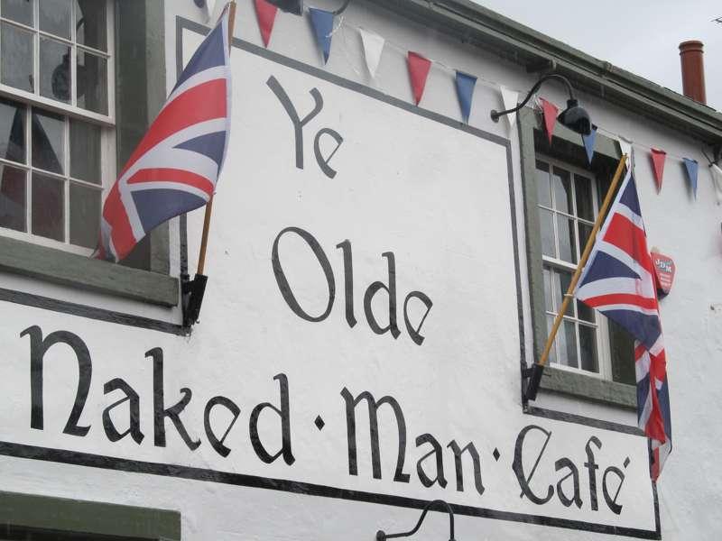 Ye Olde Naked Man Café