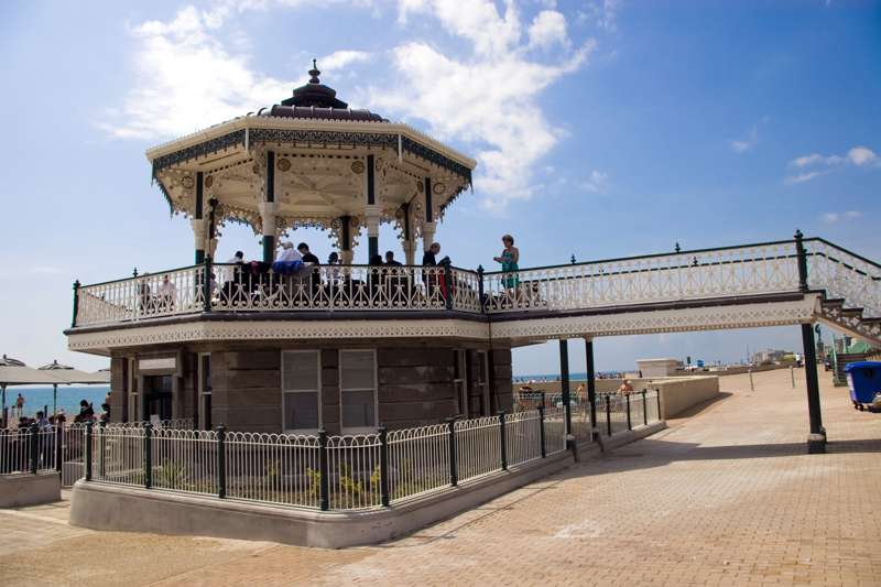 Kings Road Bandstand