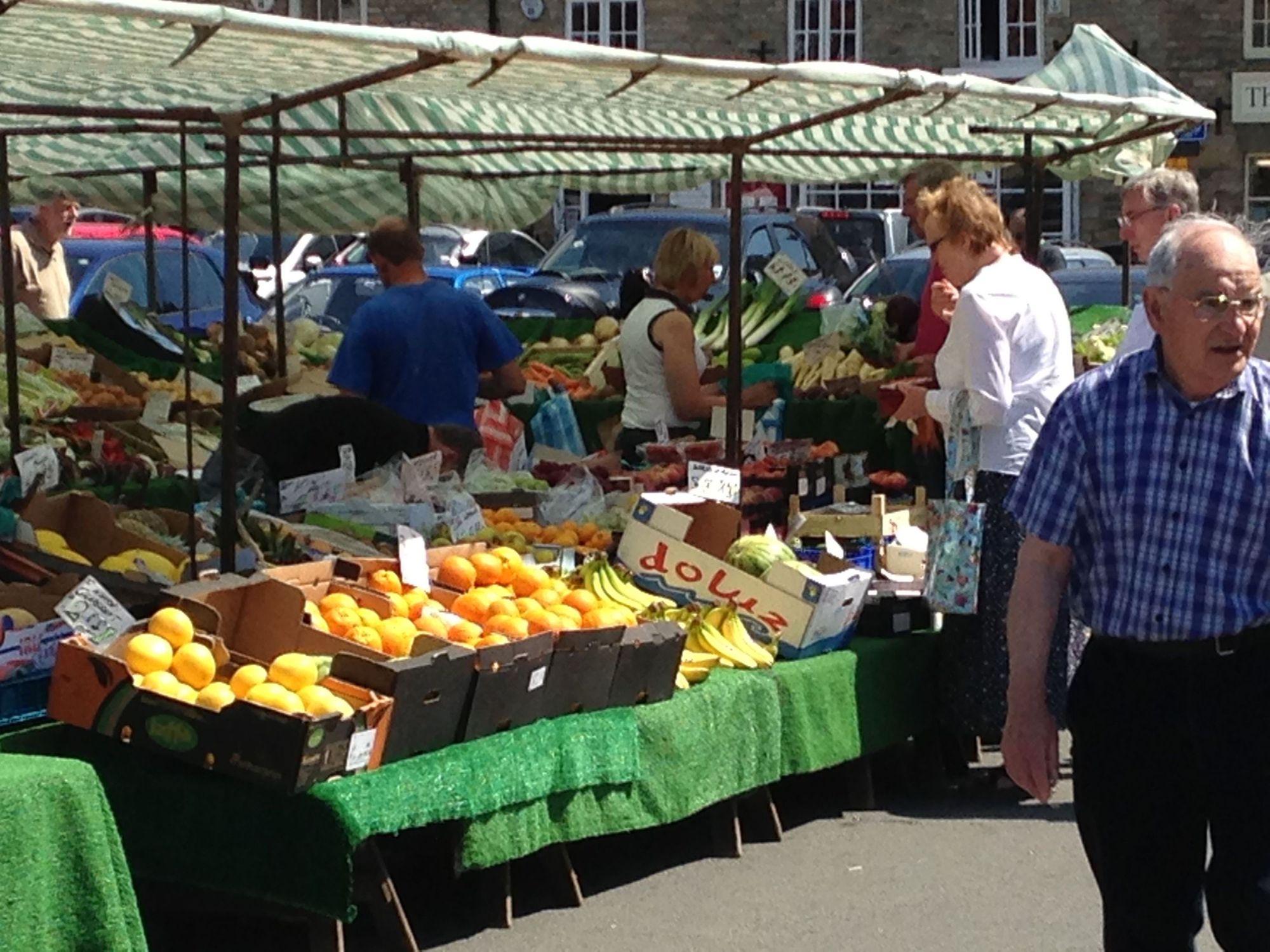 Helmsley Market
