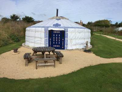 Snowdrop Yurt