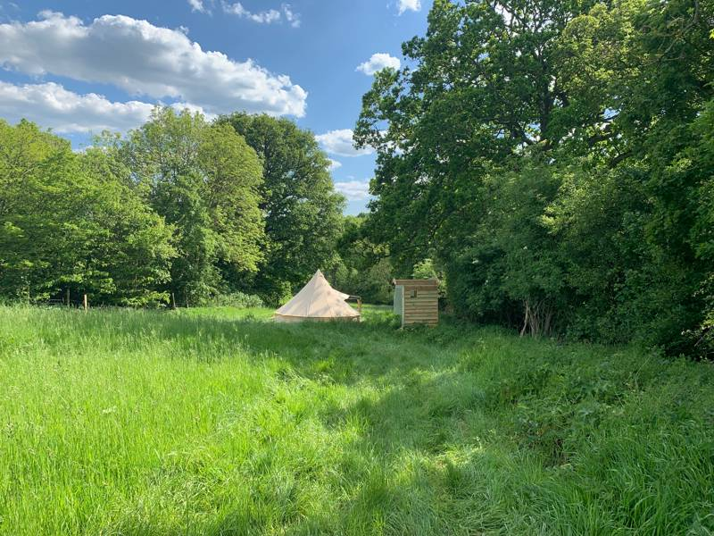 Nettle Luxury Bell Tent