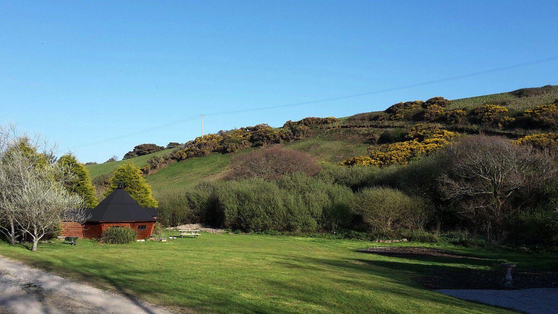 Glamping in Newquay holidays at Cool Camping
