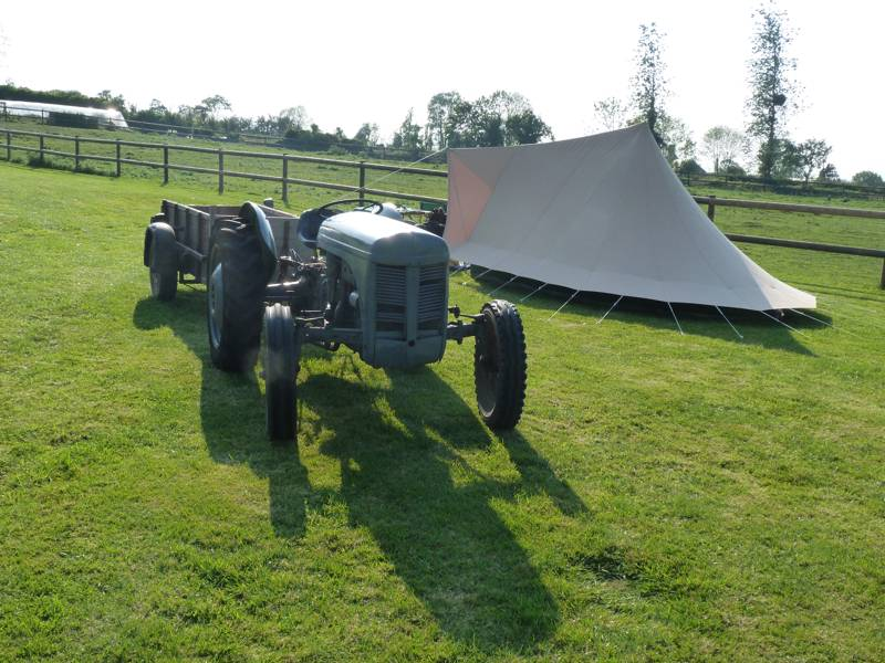 Farm campsites in France - small campsites on French farms