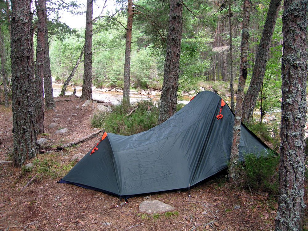 Wild Camping, Wilderness Camping
