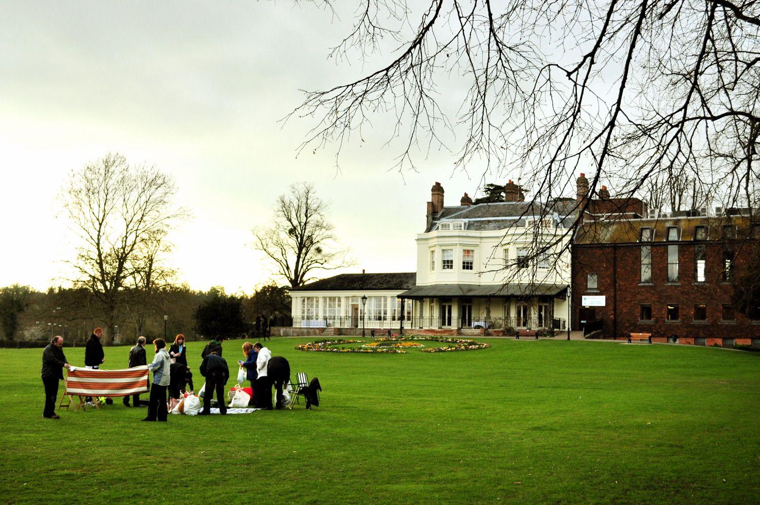 Higginson Park