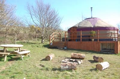 Rosa Yurt