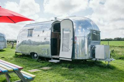 1960 Safari Airstream