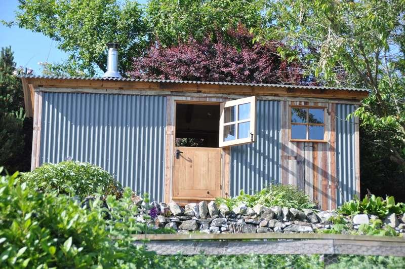 Upland Shepherd Huts
