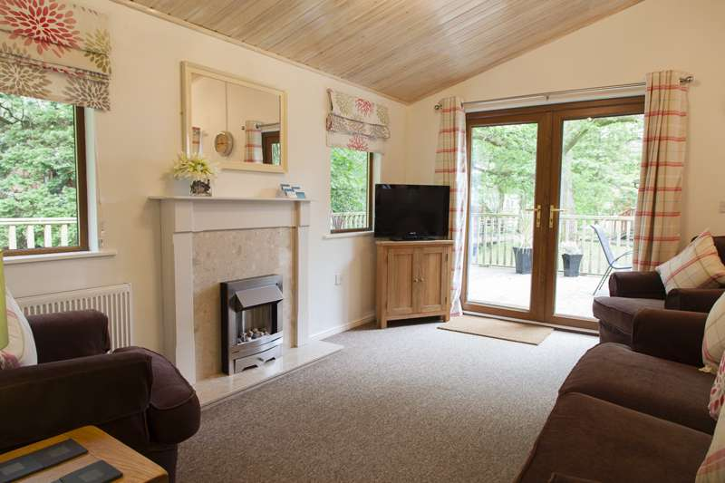 Footprints Lodge White Cross Bay Holiday Park Ambleside Road Windermere Cumbria LA23 1LF