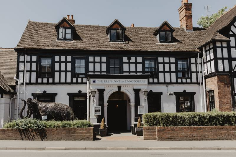 The Elephant Hotel Church Road, Pangbourne, Berkshire RG8 7AR