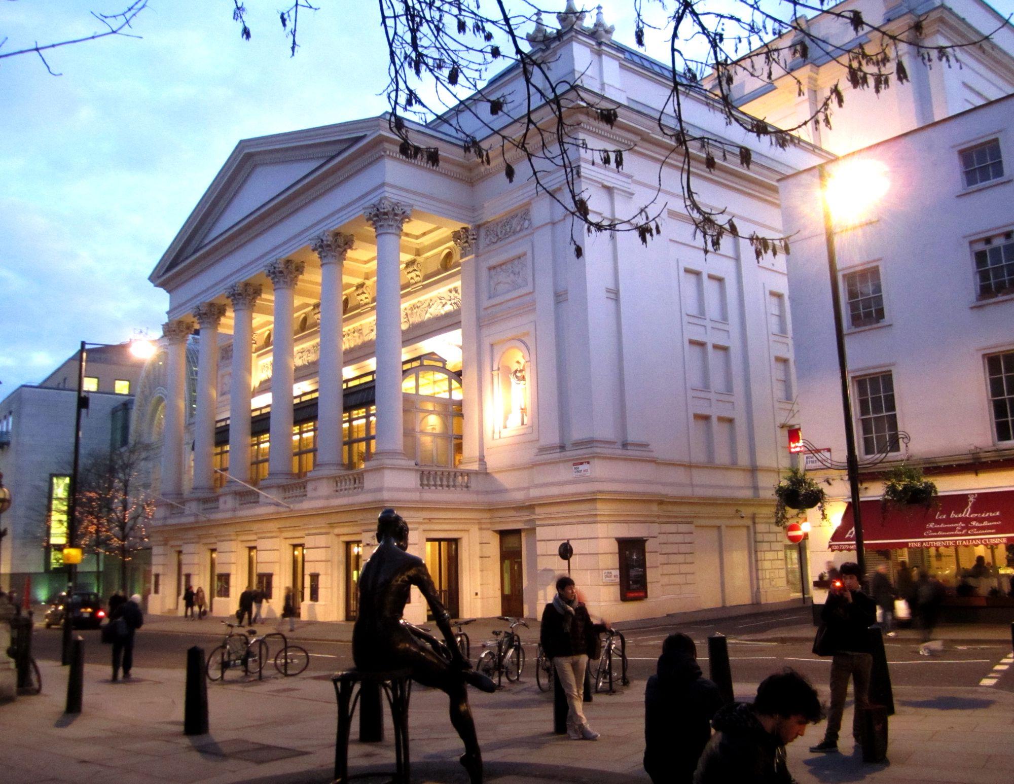 Covent Garden Opera House Tours