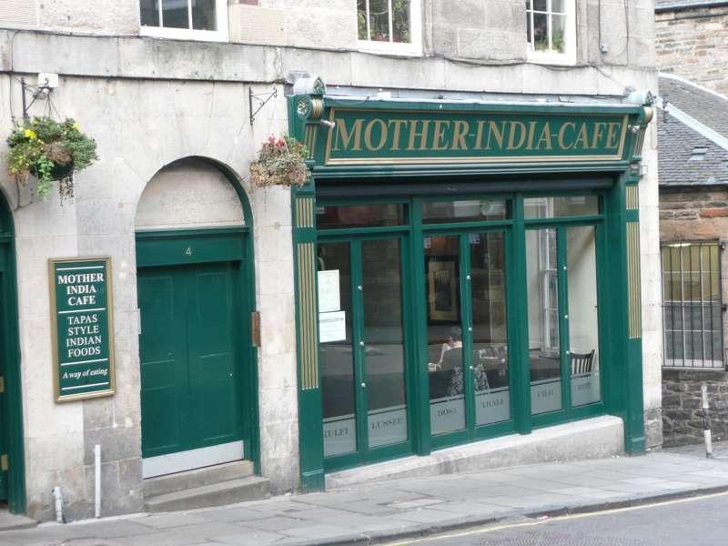 Mother India's Café