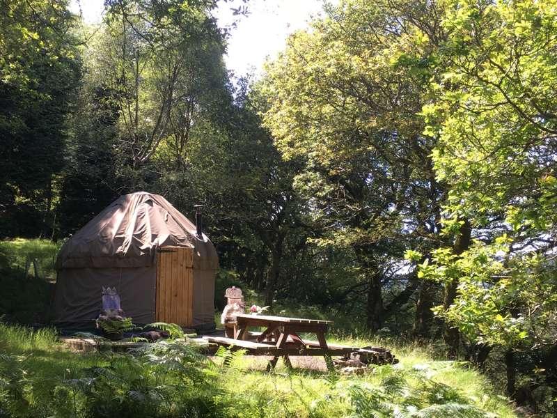 Graig Wen Graig Wen Campsite, Arthog, Nr Dolgellau, Gwynedd LL39 1YP