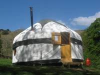 Great Mountain Yurt