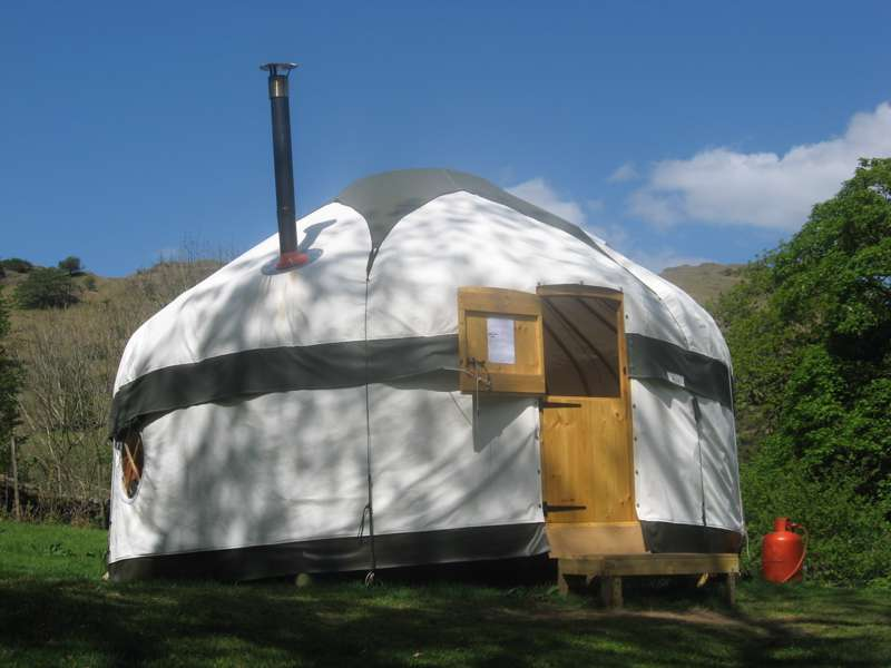 Great Mountain Yurt