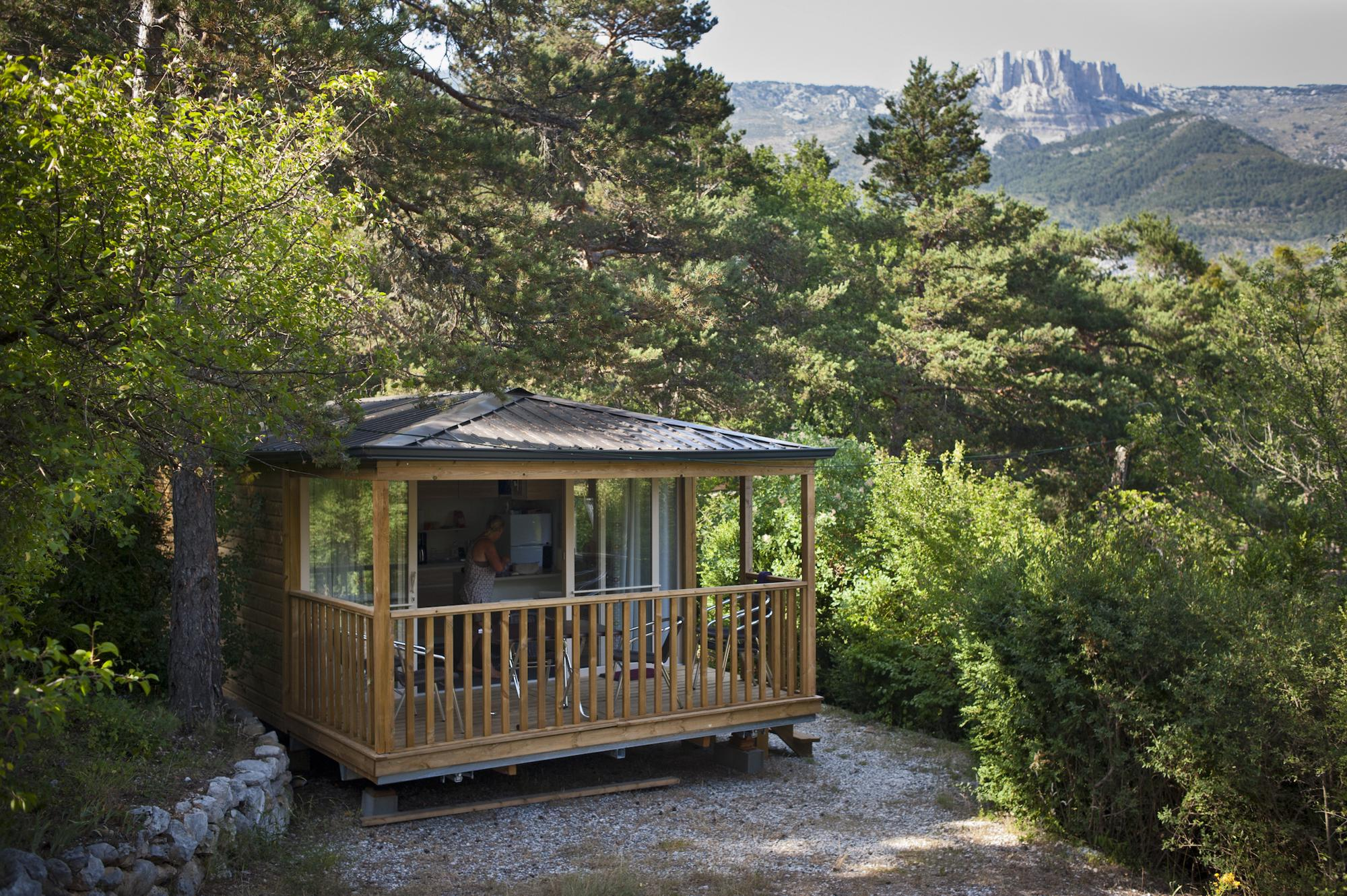 Glamping sites in Alpes-De-Haute-Provence, France
