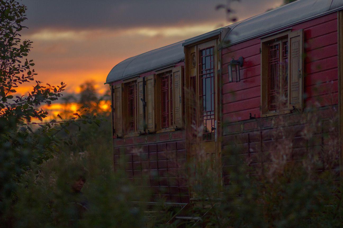 Glamping in Melrose – Cool Camping