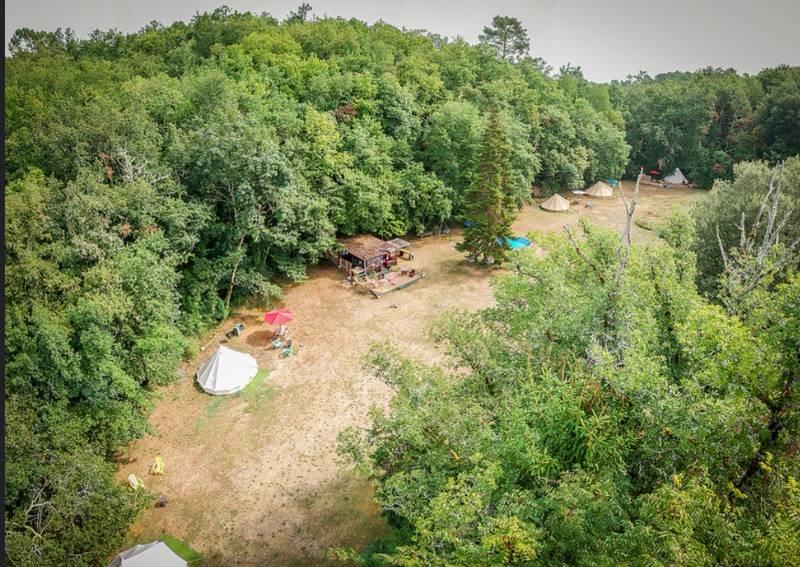 Belair le Camping Maucité, Champagnac de Belair 24530, Dordogne, France