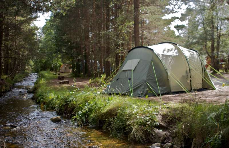 The Best Riverside Campsites in Scotland