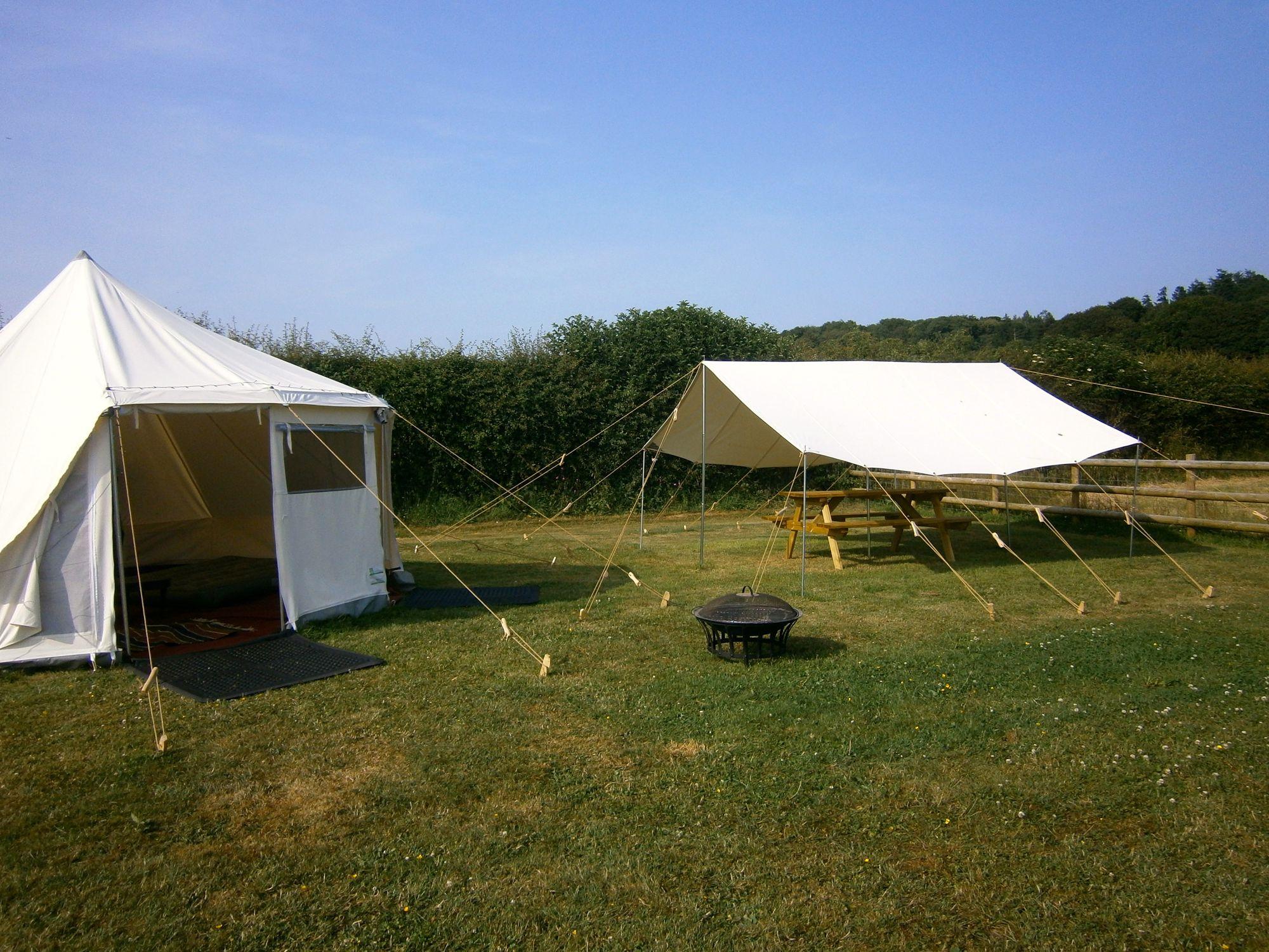 Campsites in Dorchester holidays at I Love This Campsite