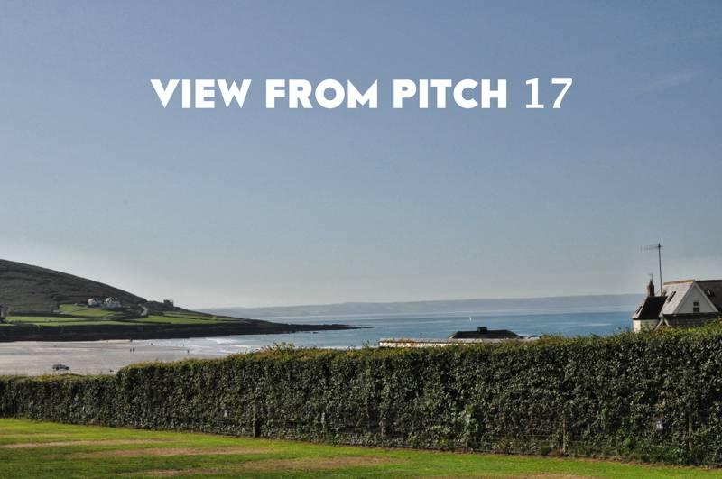 Pitch 17 - Grass Large (Size 15.5m x 6m)