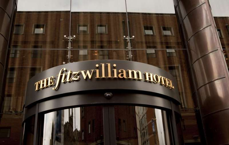 The Fitzwilliam Hotel Great Victoria Street, Belfast BT2 7BQ