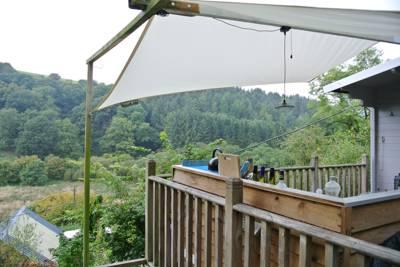 Wyldwoods Eco Retreat Cilrhiw, Moelfre, Llansilin, Powys SY10 7QS