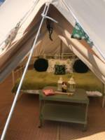 Willow, private 6M Bell Tent