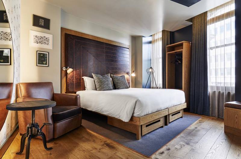 The Hoxton Holborn 199 - 206 High Holborn, London WC1V 7BD