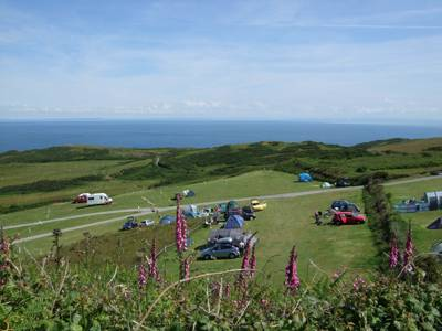 North Morte Farm North Morte Farm Caravan & Camping Park, Mortehoe, Woolacombe, North Devon EX34 7EG