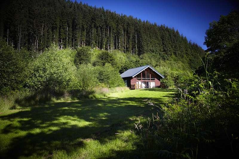 Forest Holidays Strathyre Callander Perthshire FK17 8HF  Scotland