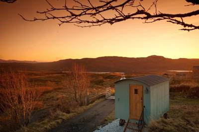 Six Spectacular Glamping Sites in Scotland
