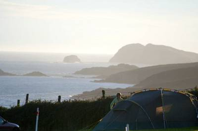 Quite simply, one of Pembrokeshire's finest camping spots.