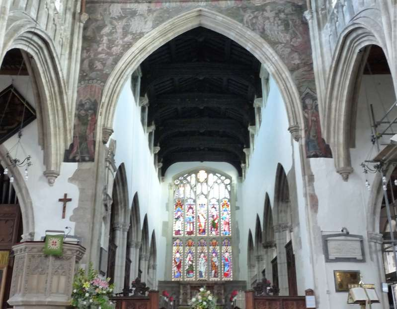 Parish Church of St Thomas and St Edmunds