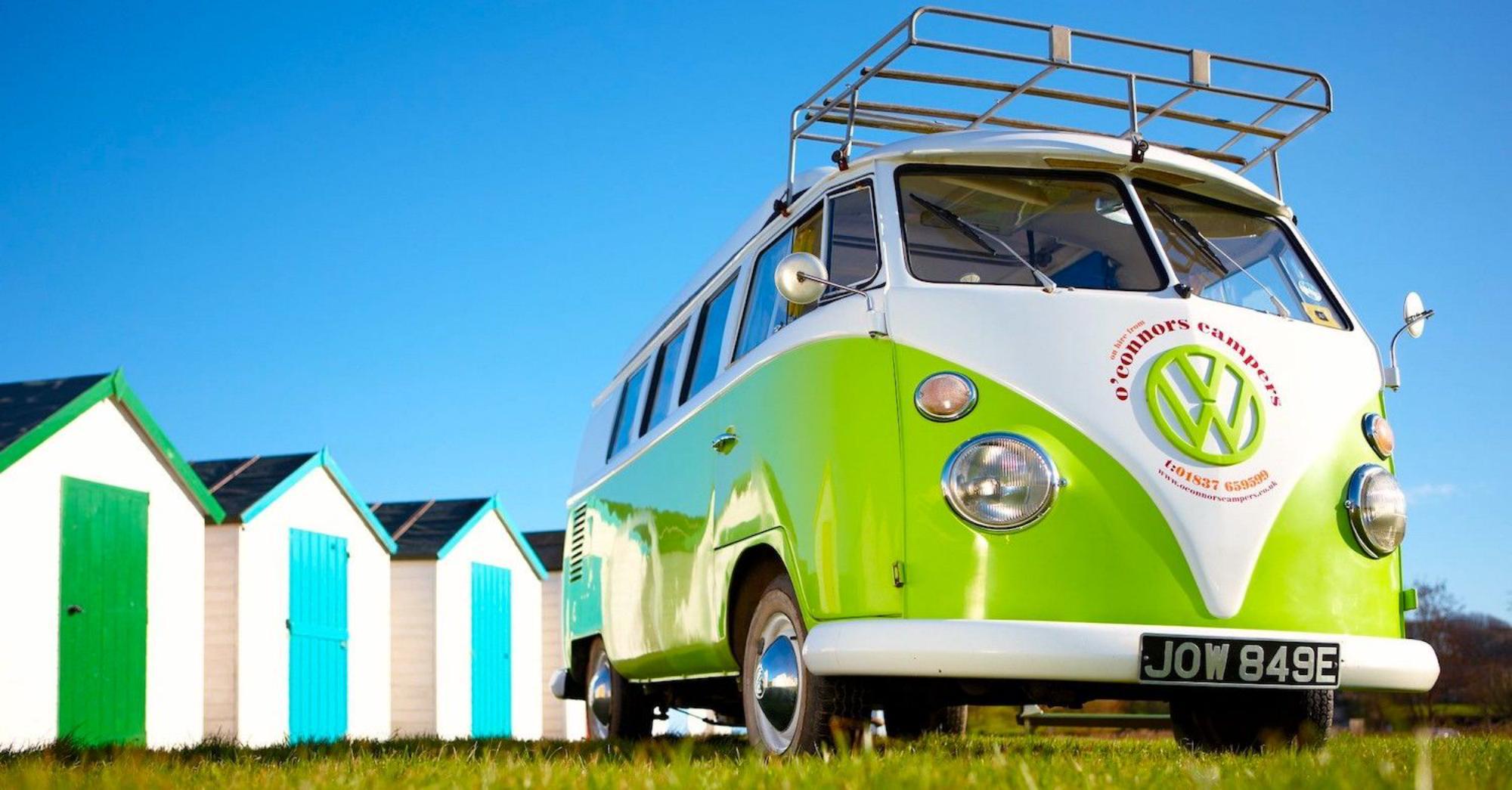 Campervan Hire in Okehampton | Motorhome Rental in Okehampton
