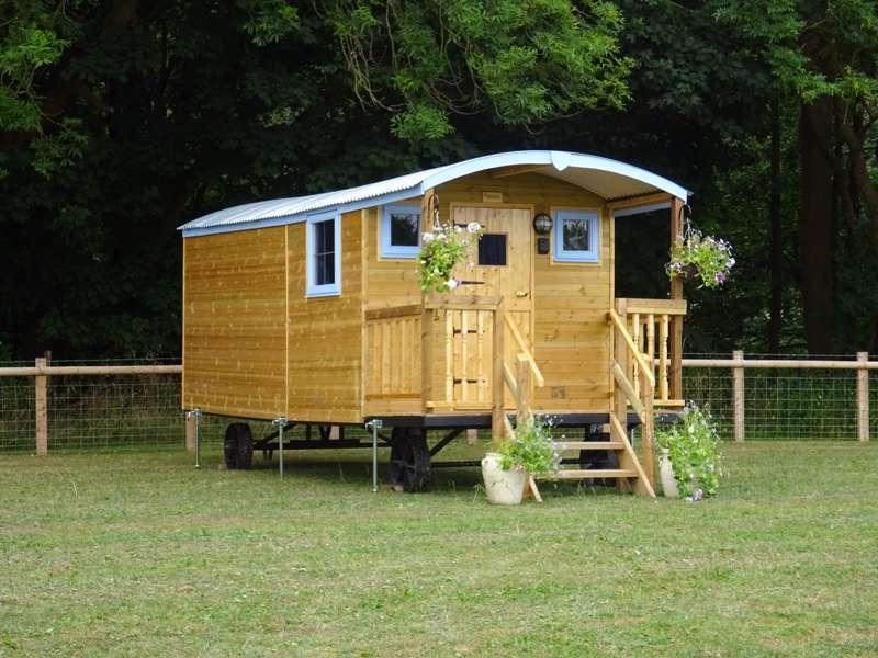Bluebell Shepherds Hut