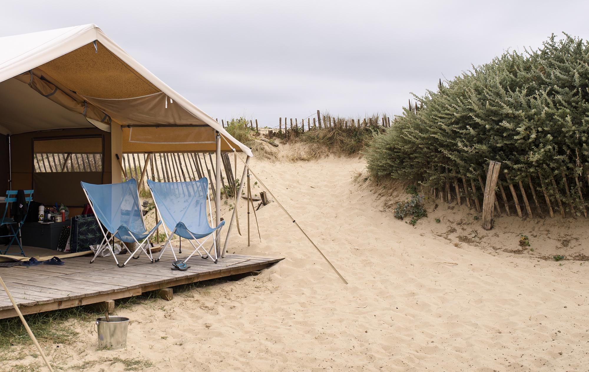 Glamping in Charente-Maritime | The Best Glamping Accommodation