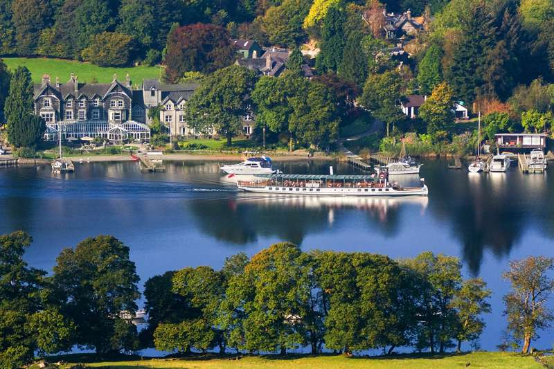 Lakeside Hotel Lakeside Newby Bridge Cumbria LA12 8AT